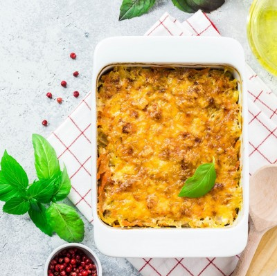 Autumn squash bake